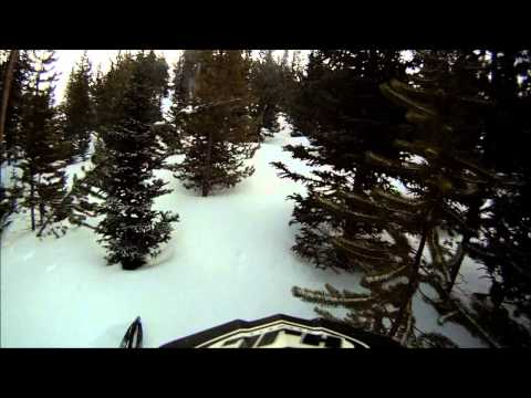 Bighorn Mountains, WY Snowmobiling