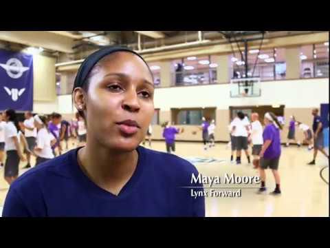 Maya Moore Academy   All-Access