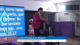 CMMTV #PastorGimenez - Genesis 35:17 (Domingo 20 de oct 2019)
