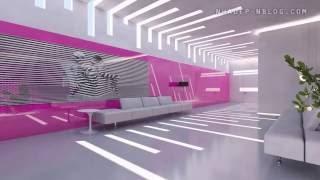 Mẫu nhà đẹp tương lai tích hợp công nghệ cực đỉnh