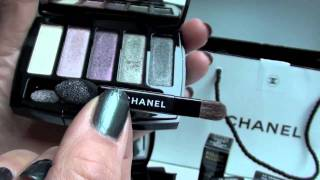 Les Perles de Chanel review & swatches Thumbnail