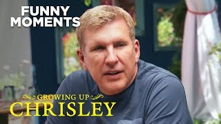 Growing Up Chrisley | Todd And Nic Talk About Savannah Shacking Up | S2 E3 | Chrisley Knows Best