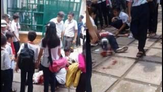 Nữ sinh lớp 9 mang theo dao bên mình rồi đâm bạn gái cùng lớp tử vong vì ghen tuông