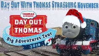 Day Out With Thomas November 2018 (SNOW EDITION)