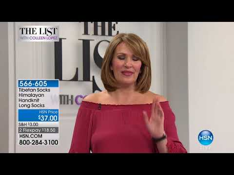 HSN | The List with Colleen Lopez 12.14.2017 - 09 PM
