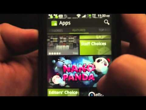 NEW Android Market 3.0.26 - First Look Plus APK Download!