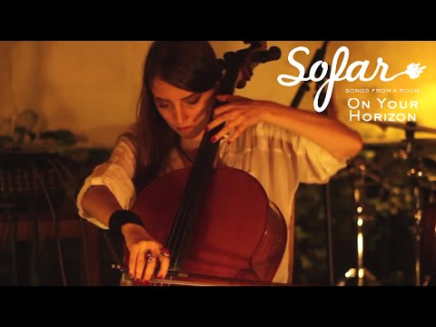 On Your Horizon - Cactus Song | Sofar Istanbul