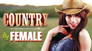 Best Classic Country Songs By Female - Greatest Hits Country By Woman K42066125