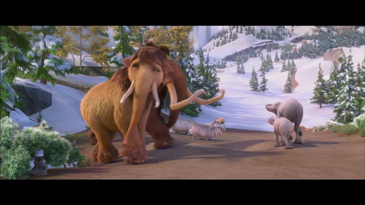 It is an image of Lucrative Ice Age Photos