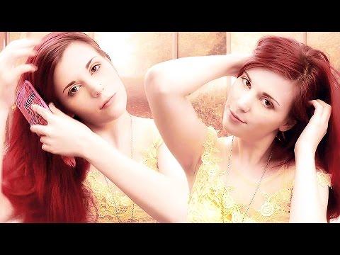 ASMR Hair Brushing & Scalp Massage No Talking - Binaural Tingle Trigger Sounds