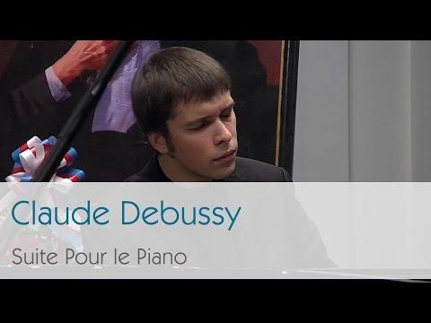 Claude Debussy - Suite Pour le Piano - Mark Taratushkin