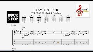 Day Tripper - The Beatles - Trinity Rock & Pop Guitar - Grade 4