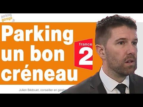 Investissement parking : JT france 2 janvier 2017