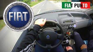 Fiat Punto 2 1.2 (2005) - POV Drive