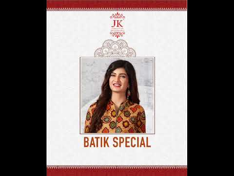 BATIK SPECIAL VOL 4 BY JK COTTON CLUB|BANDHANI PALACE BEST JK COTTON CLUB CATALOG