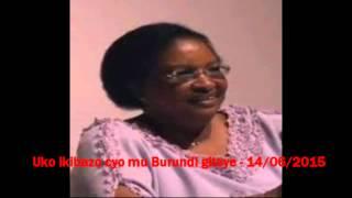 Nko mu Rwanda, ibibazo byo mu Burundi ni iby