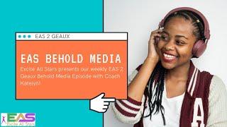 Behold Media Interview W/ Nayah Thomas