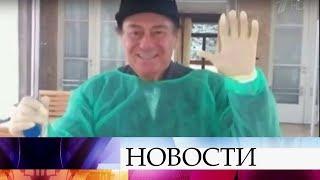 ВМоскве ввозрасте 80 лет скончался выдающийся оперный певец Зураб Соткилава