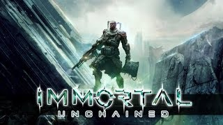 Immortal Unchained Gameplay Impressions - AK 47 Dark Souls?