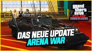 GTA Online Arena War — Die teuerste Arena kaufen — GTA 5 DLC Update