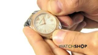 emporio armani ladies watch ar1952