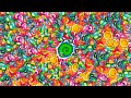Wormszone Io  Small Slither Snake Top  Epic Worms Zone Best Gameplay   Mp3 - Mp4 Download