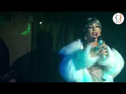 Sunday Gay Night at Maggie Choo's Disco Balls Theme Pangina Heals Last Dance