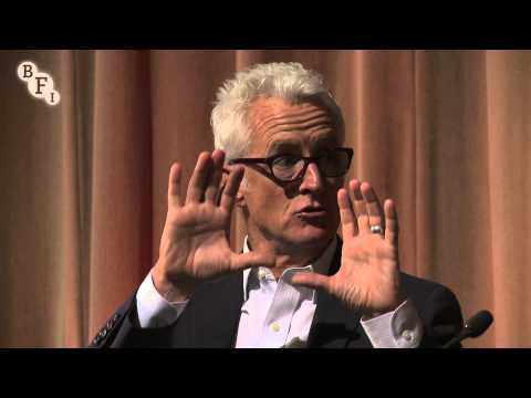 John Slattery and Christina Hendricks on God's Pocket  BFI