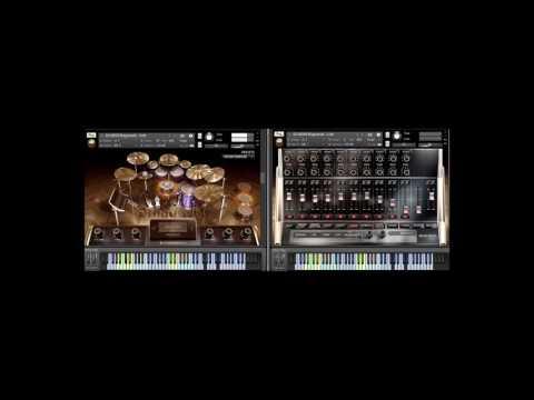 8Dio Advanced Drum Series: Ragnarok