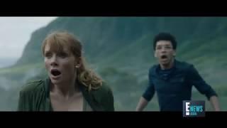 E! News Asia | Chris Pratt & Bryce Dallas Howard | Jurassic World Fallen Kingdom