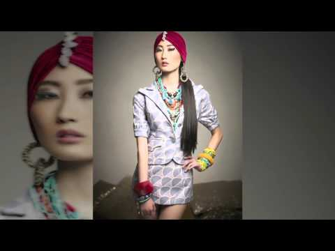 International Fashion Designer Tamil Robinson of TRG