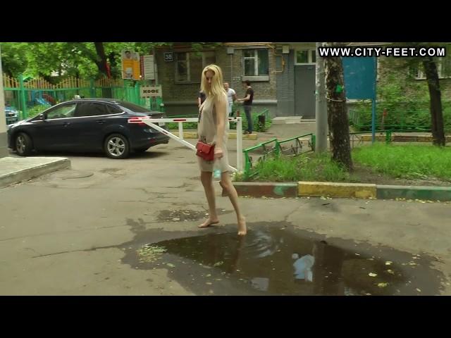 City-Feet.com - Beautiful bare feet - Kristina [3]