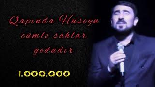 Seyyid Peyman - Qapinda Huseyn cumle shahlar gedadir Resimi