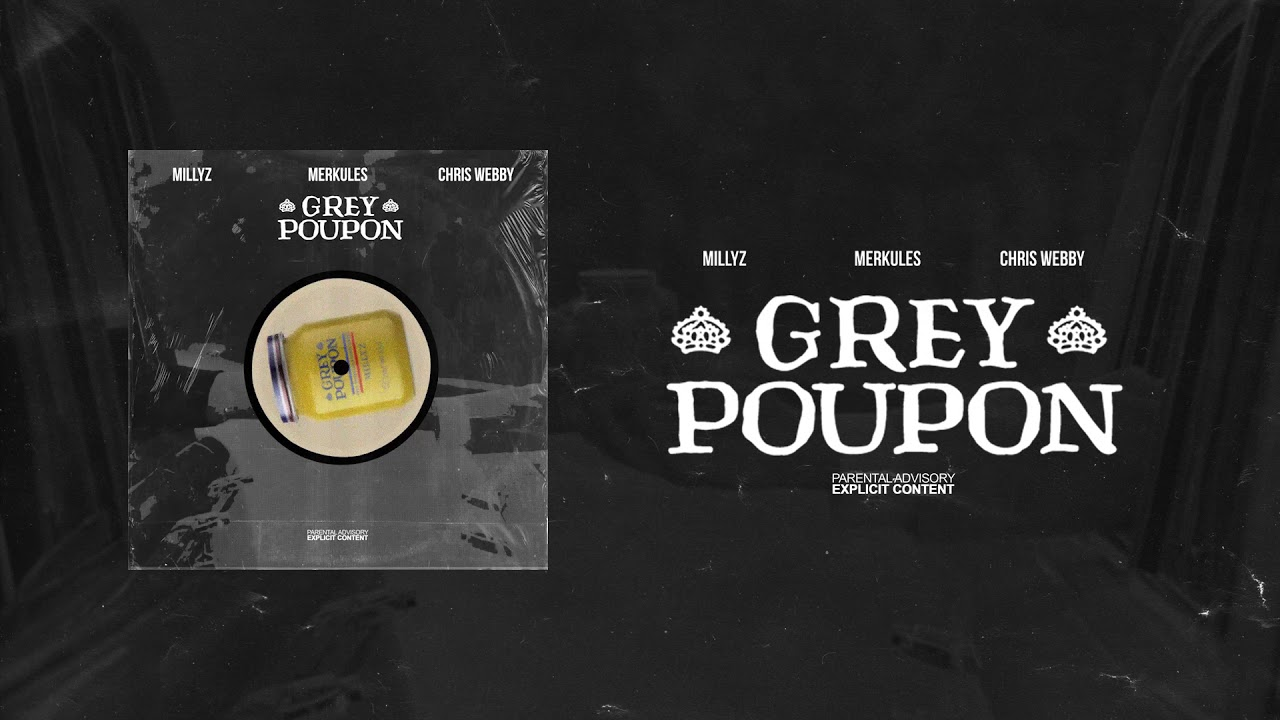Millyz ft Merkules & Chris Webby - ''Grey Poupon''