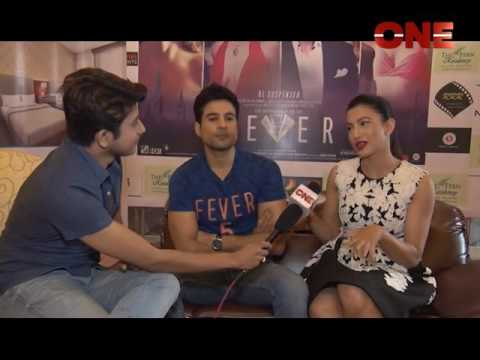 Exclusive Interview with Rajeev Khandelwal and Gauhar Khan by Arunava Basu