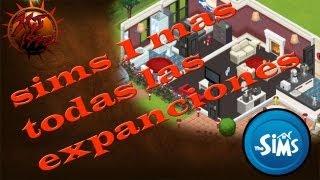 Descargar e instalar sims 1 + expansiones facil HD
