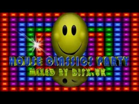 New house music mix old skool remixes 2013 with for Old skool house music