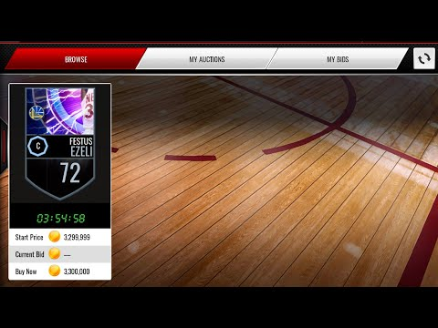 I found the glitched 72 overall festus ezeli card!!!