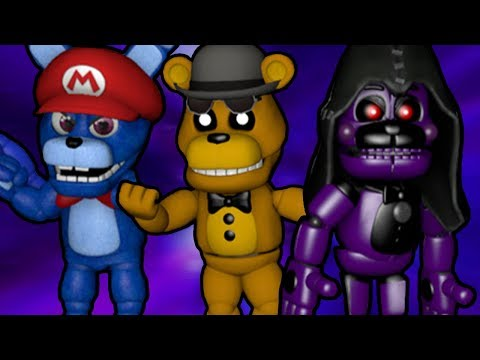 Five Nights at Eth's World 2 (Demo) || SOMEBODY HAS KIDNAPPED ETH!!!