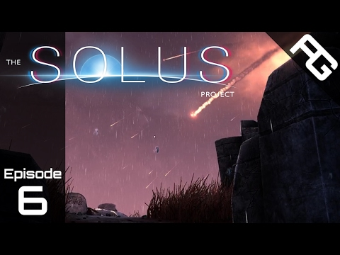 Yuri's Crash Diary - The Solus Project Full Playthrough - Episode 6 - Let's Play The Solus Project
