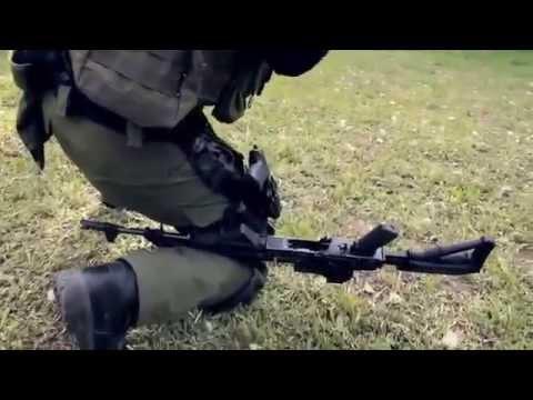 استخدام السلاح الالي بيد واحدة .. تدريب مهارات thumbnail