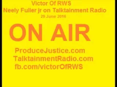 [2h]Neely Fuller- The white Male A.n.u.s To Replace the Black Female V.a.g.i.n.a | 29 June 2016