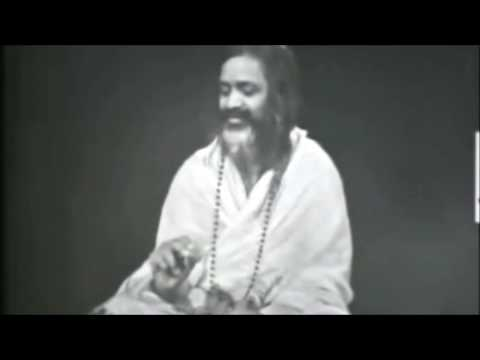 Maharishi   How to practice TM