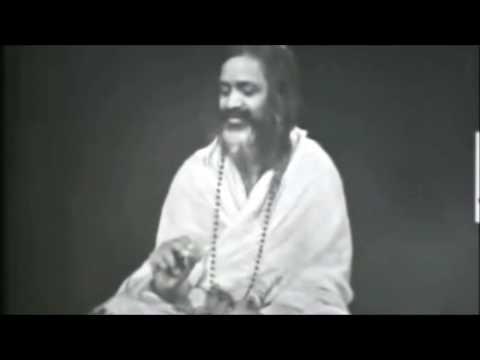 Maharishi   How to practice TM