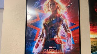 Captain Marvel Official Movie Poster!