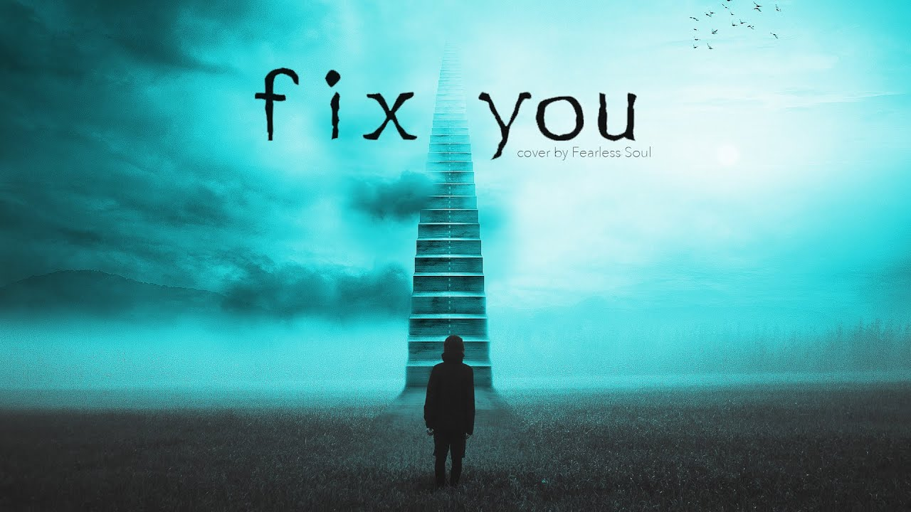 Download Try not to cry when you listen to this cover of FIX YOU by Coldplay