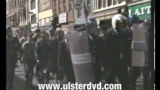 YouTube - Peter Robinson chased out of Dundalk