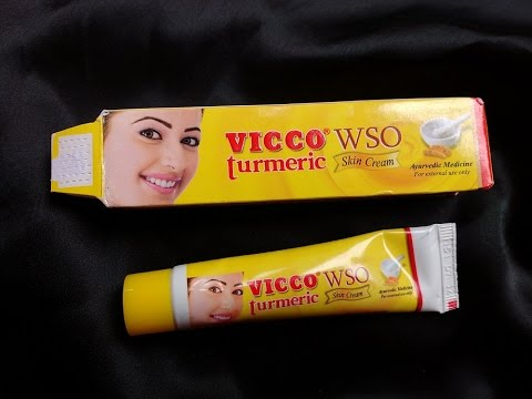 Vicco turmeric wso cream review in hindi ||beautyadda|| 2017