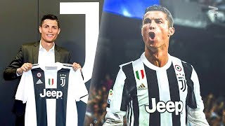 Cristiano Ronaldo ● Welcome To Juventus - All Goals Vs Juventus