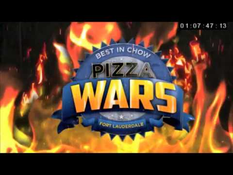 Pizza Wars Ft Lauderdale (Full Episode)